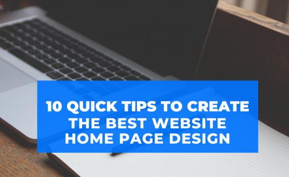 Create the Best Website Homepage Design
