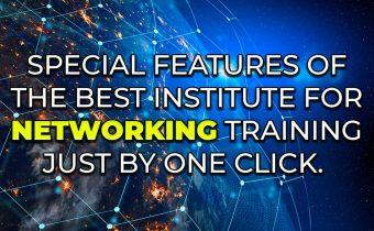 best institute for networking training
