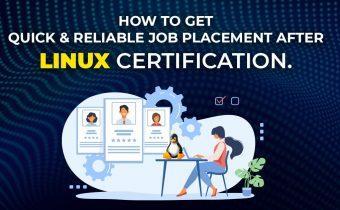 Job placement after Linux certification