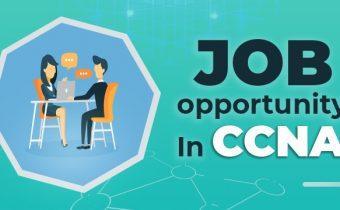Job Oppurtnites iin CCNA